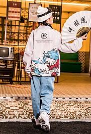 顽皮尼莫街舞儿童嘻哈潮服