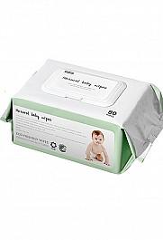 嫚熙 婴儿手口专用加厚湿巾