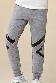 安奈儿男童运动长裤