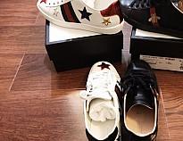 GUCCI星星款小白鞋