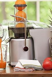 榨汁机让你在家做新鲜果饮